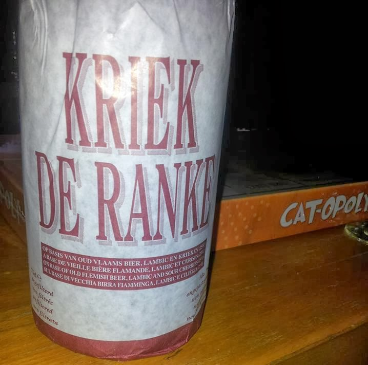 Kriek De Ranke and the board game Catopoly